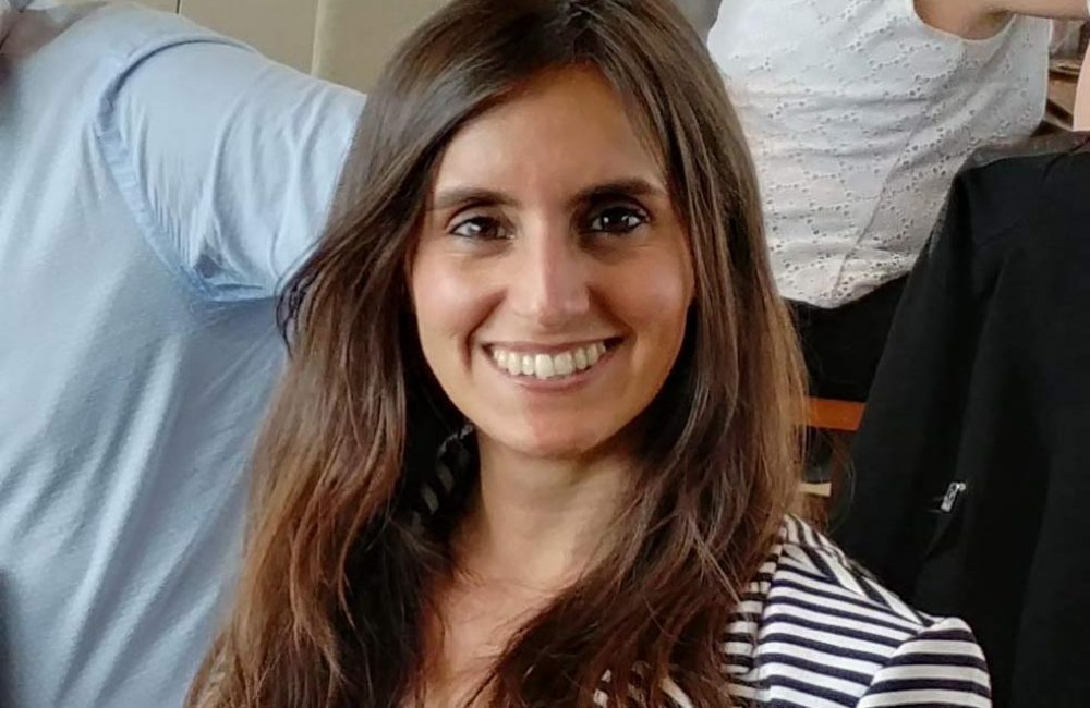Leticia Arcusin · Coordinadora JIM 2021