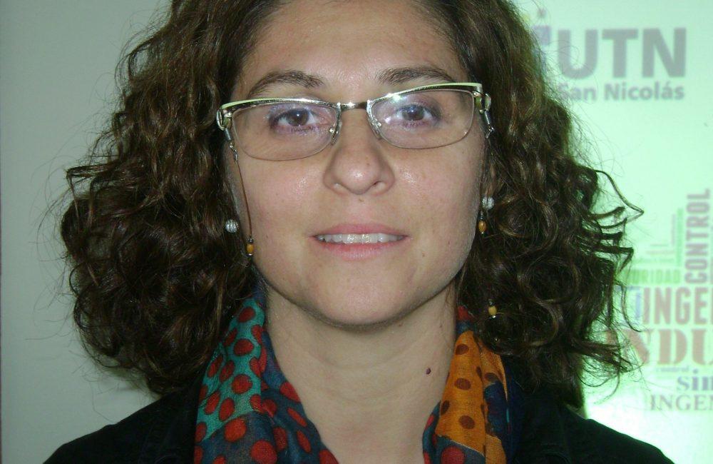 Maria Laura Gallegos · Coordinadora JIM 2021